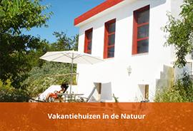 Vakantiehuizen Natuur - La Alcandora