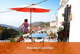 Pension Sorvilán - La Alcandora
